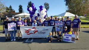 Proud to Walk For Alzheimer's